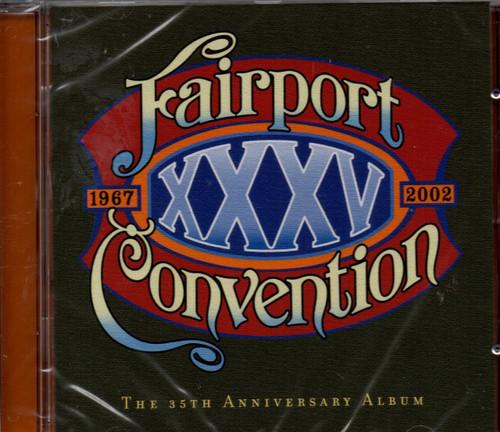 Fairport Convention - XXXV-CD-Bonus Tracks -Brand New-Still Sealed