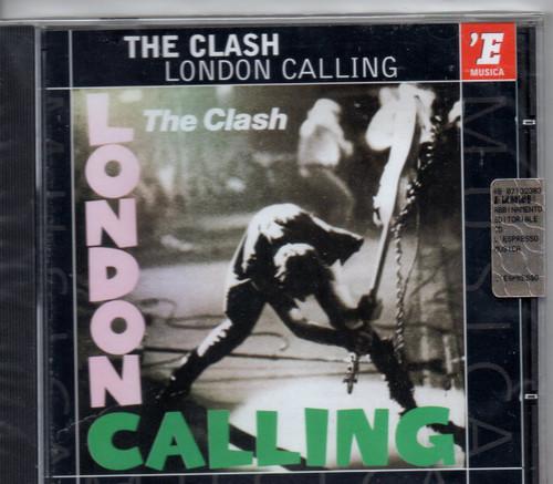 CLASH-London Calling (Italian Import)-CD-Brand New-Still Sealed