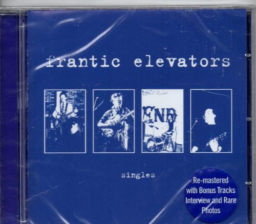 FRANTIC ELEVATORS (Mick Hucknell - Simply Red)-Singles-CD-Brand New-Still Sealed