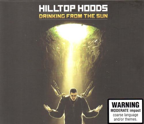 HILLTOP HOODS-Drinking From The Sun (Bonus Track)-CD-Brand New