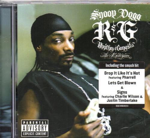 Snoop Dogg-Rhythm & Gangsta-R & G CD -Brand New