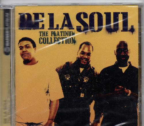 DE LA SOUL-The Platinum Collection-CD-Brand New-Still Sealed