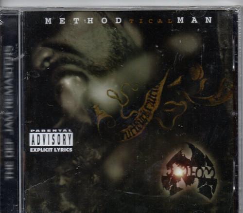 METHOD MAN-Methodtical Man CD-Brand New-Still Sealed