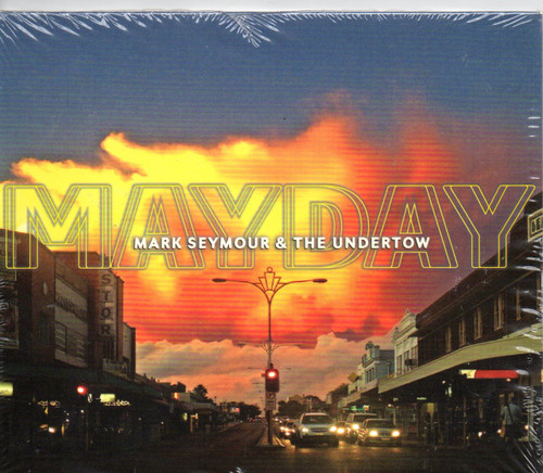 SEYMOUR, MARK & THE UNDERTOW-Mayday (Digipak) CD-Brand New-Still Sealed