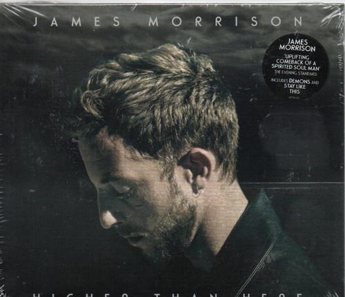 JAMES MORRISON-Higher Than Here CD-Brand New-Still Sealed