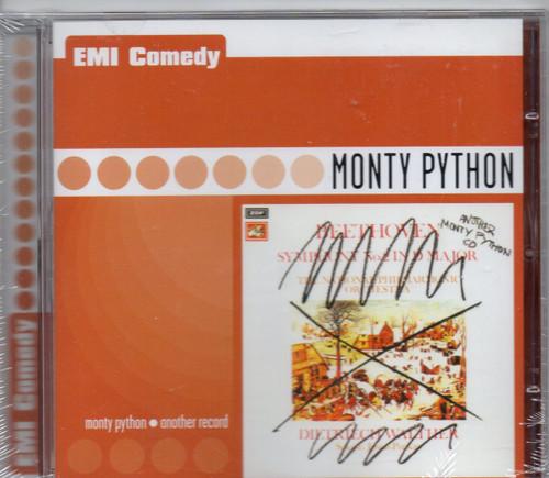 MONTY PYTHON-Another Record CD-Brand New-Still Sealed