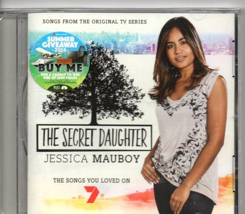Jessica Mauboy-The Secret Daughter CD-Brand New-Still Sealed