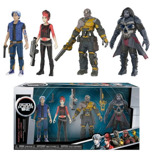 Ready Player One - Action Figure 4-pack-FUN22062