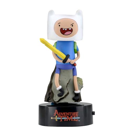 Adventure Time - Finn-Solar Powered Body Knocker-NEC12171