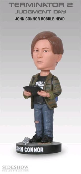 Terminator 2: Judgment Day - John Connor Bobble Head-AFT2JOHNBOBB