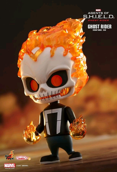 Agents of S.H.I.E.L.D. - Ghost Rider Cosbaby-HOTCOSB400