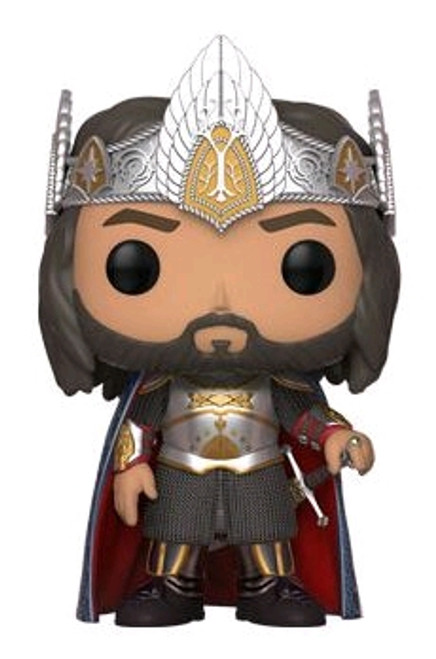 The Lord of the Rings - King Aragorn US Exclusive Pop! [RS]-FUN27369