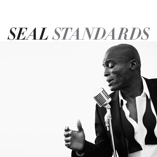 Seal-Standards (Deluxe Version-Bonus Tracks)-CD-Brand New/Still sealed
