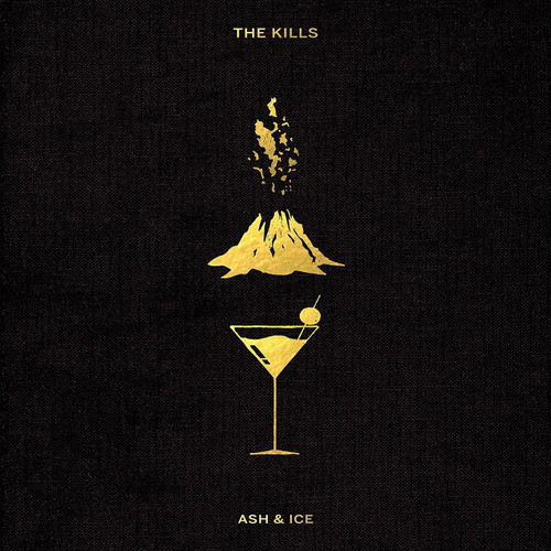 THE KILLS  -Ash & Ice-CD-Brand New/Still sealed