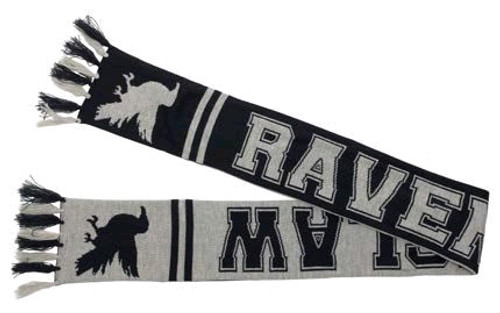 Harry Potter - Ravenclaw Reversible Knit Scarf-ELO440114