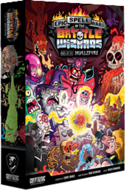Epic Spell Wars of the Battle Wizards: Duel at Mt. Skullzfyre - Card Game-CRY01287