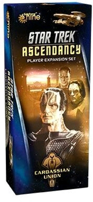 Star Trek - Ascendancy Cardassian Union Expansion-GF9ST002