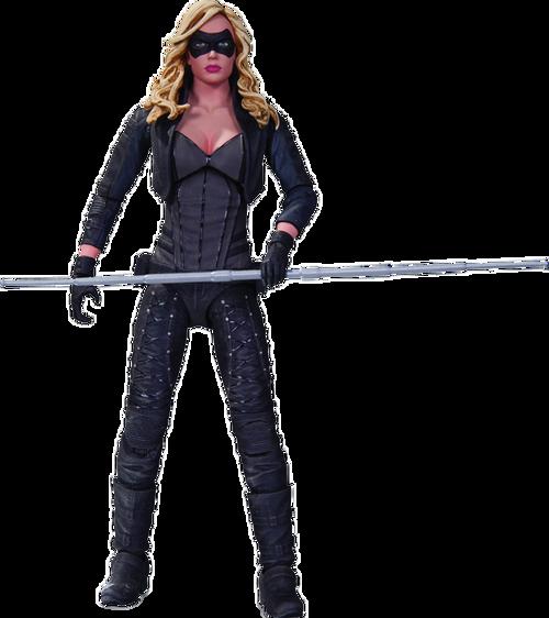 Arrow - Black Canary Sara Lance Action Figure-DCCAUG140384
