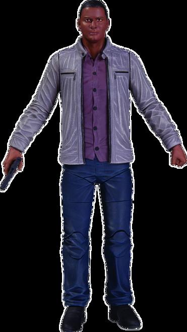 "Arrow - John Diggle 7"" Action Figure-DCCAPR150331"