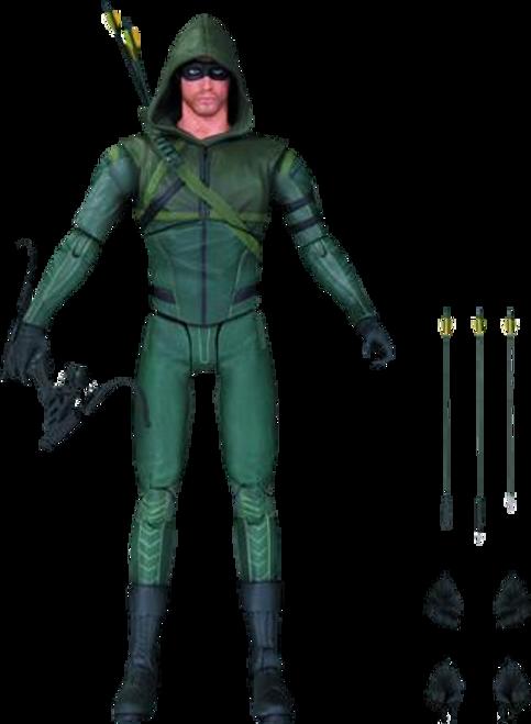 Arrow - Arrow Season 3 Action Figure-DCCSEP150339