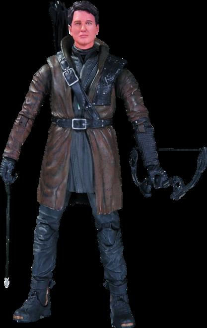 Arrow - Malcolm Merlyn Action Figure-DCCSEP150340
