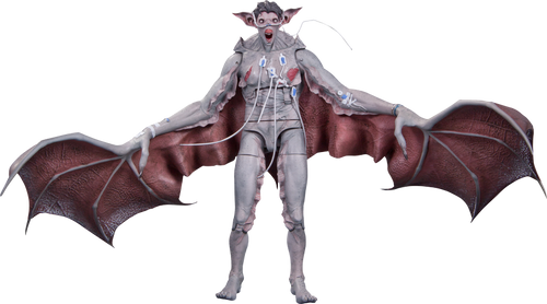 Batman: Arkham Knight - Man-Bat Action Figure-DCCAUG150319