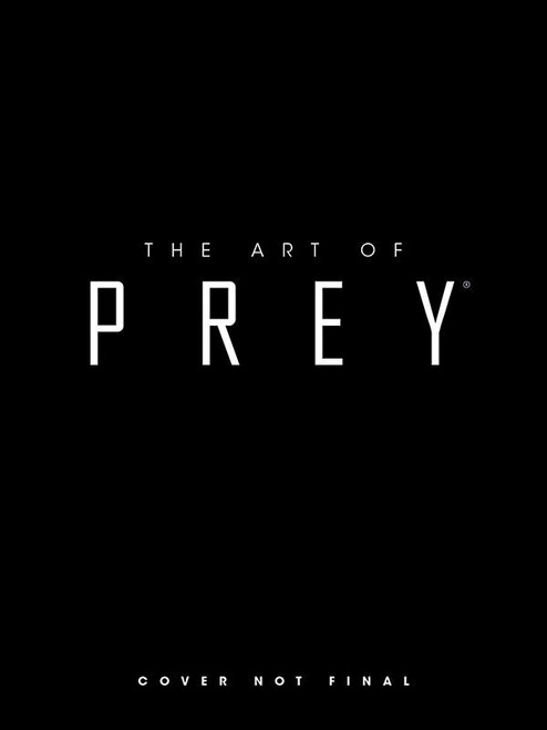 Prey - The Art of Prey HC Book-DHC70-399