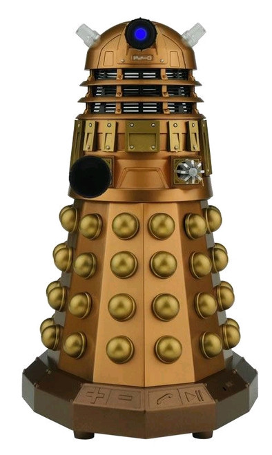 Doctor Who - Assault Dalek Wireless Bluetooth Speaker-MAAMDBRZ