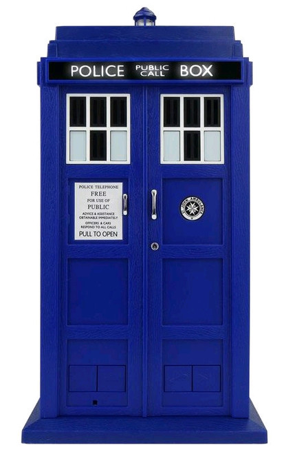 Doctor Who - TARDIS Wireless Bluetooth Speaker-MAAMT40