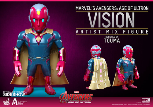 Avengers 2: Age of Ultron - Artist Mix Series 2 Vision-HOT902410