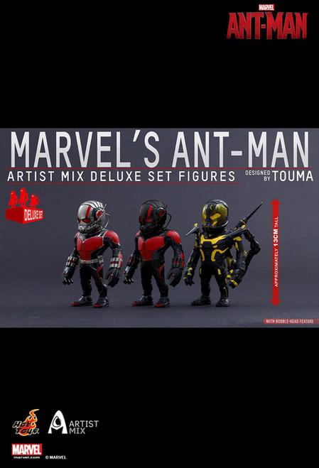 Ant-Man - Artist Mix Deluxe Set of 3-HOTAMC014-015