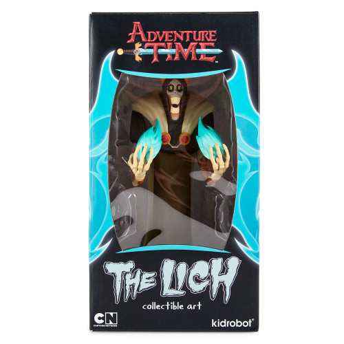 Adventure Time - The Lich Medium Figure-KIDTRLCL025