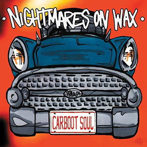 NIGHTMARES ON WAX -Carboot Soul- Double VINYL LP-Brand New-Still Sealed