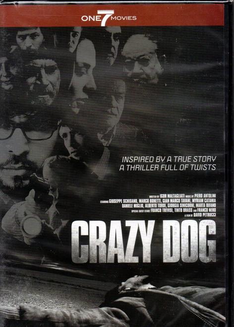 Crazy Dog-Region Free DVD-Brand New-Still Sealed