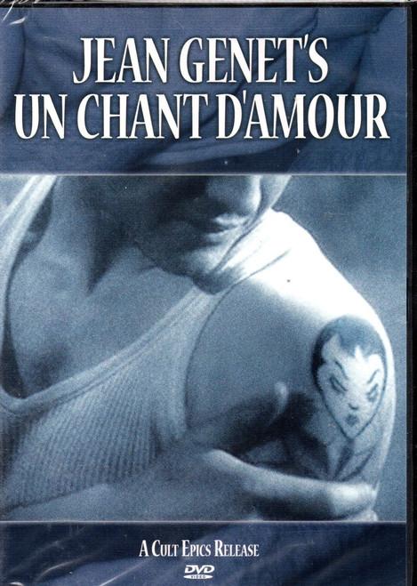 Jean Genets Un Chant dAmour-Region 1 DVD-Brand New-Still Sealed
