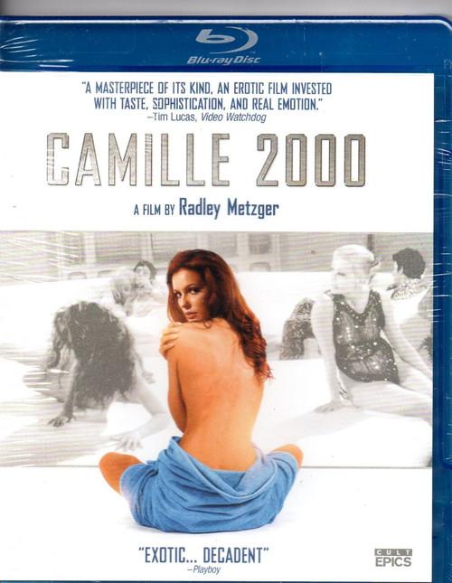 Camille 2000 (Blu-ray)-Region A-Brand New-Still Sealed