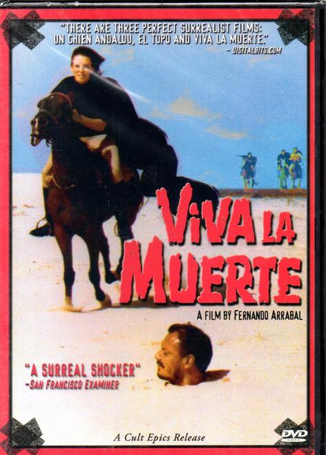 Viva La Muerte (Fernando Arrabals)-Region Free DVD-Brand New-Still Sealed