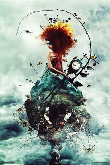 Delirium by Mario Nevado-Poster-Laminated available-91cm x 61cm-Brand New-PSA011235