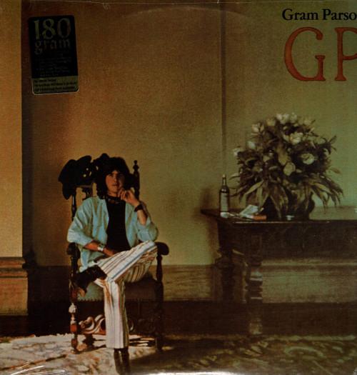 GRAM PARSONS-GP (180 Gram Vinyl) Vinyl LP-Brand New-Still Sealed