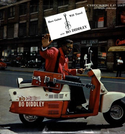 BO DIDDLEY-Have Guitar Will Travel Vinyl LP