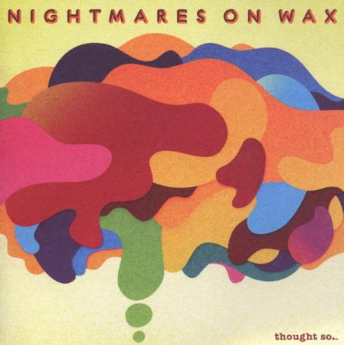 NIGHTMARES ON WAX- THOUGHT SO... (2LP)-VINYL LP-Brand New-Still Sealed