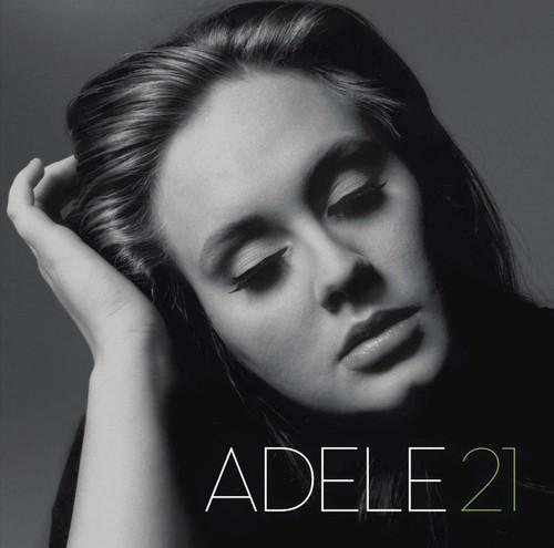 ADELE-21 (INCL. DOWNLOAD INSERT)-VINYL LP-Brand New-Still Sealed