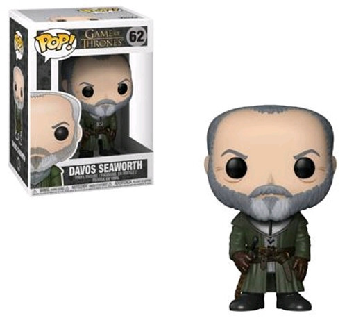 Game of Thrones - Davos Seaworth Pop! Vinyl-FUN29164