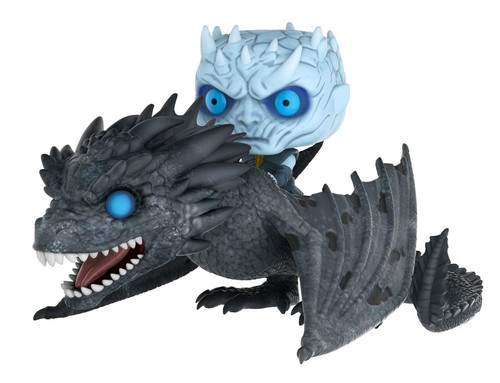 Game of Thrones - Night King on Dragon Pop! Ride-FUN28671