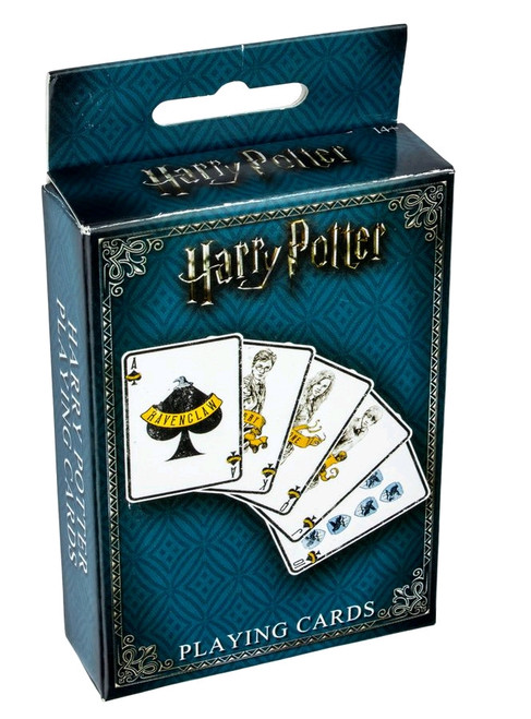 Harry Potter - Playing Cards-IKO1188