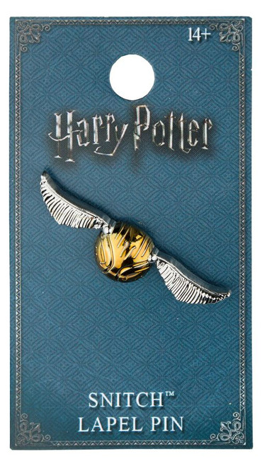 Harry Potter - Snitch Lapel Pin-IKO1234