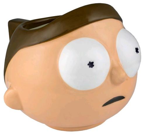 Rick and Morty - Morty 3D Mug-IKO1193