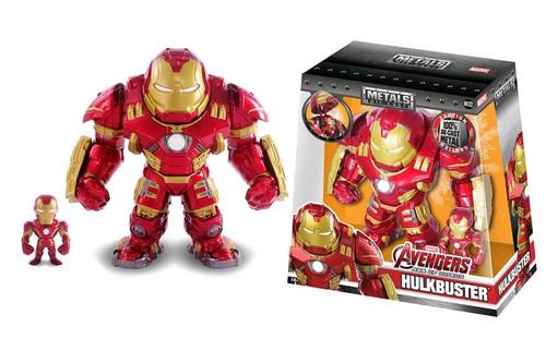 Avengers 2 - Iron Man & Hulkbuster Metals 2Pk-JAD97956