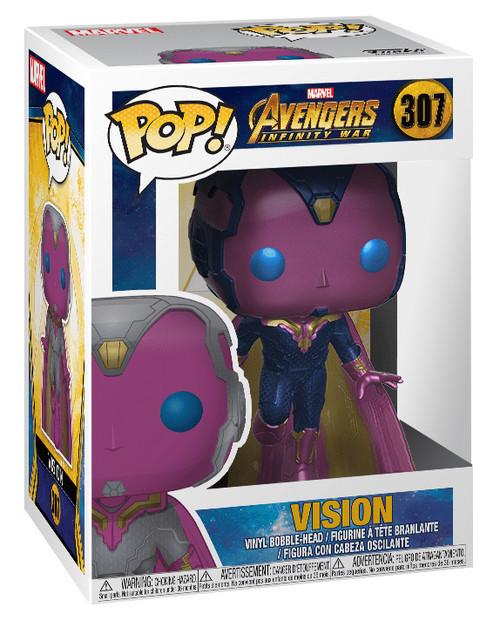 Avengers 3: Infinity War - Vision US Exclusive Pop! Vinyl [RS]-FUN29546