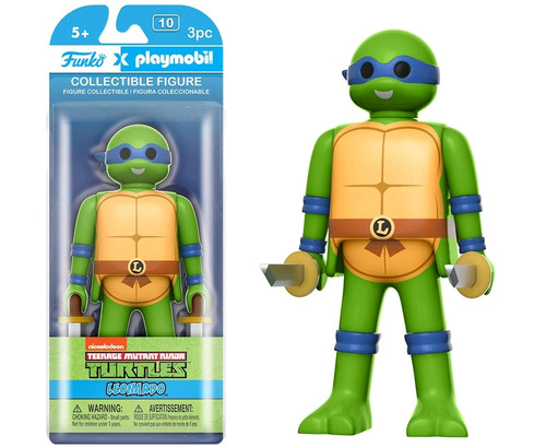 Teenage Mutant Ninja Turtles - Leonardo Playmobil-FUN8407